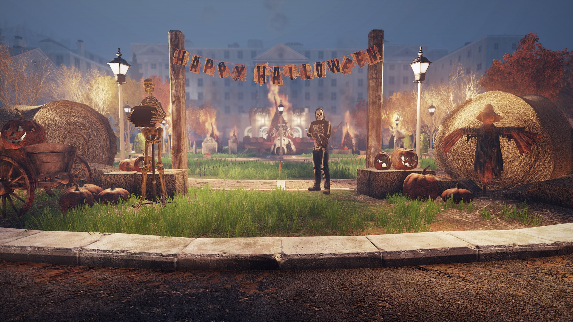 The next Fallout 76 event is Halloween related, please clap