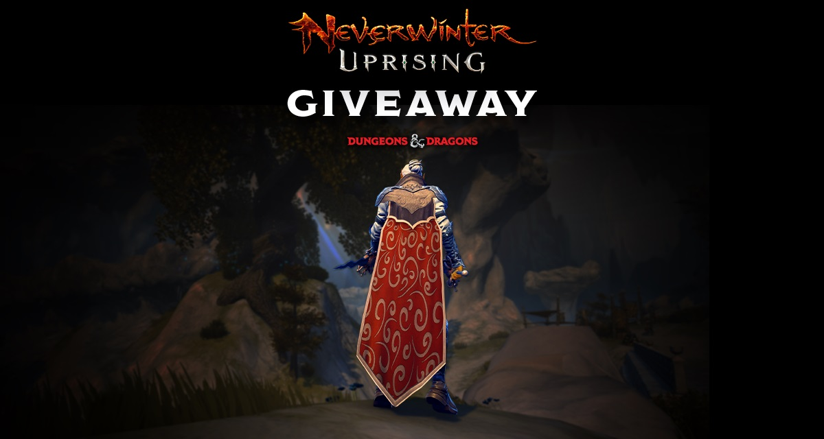 Giveaway: Take a free Gift of the Couturier Pack for Neverwinter: Uprising screenshot