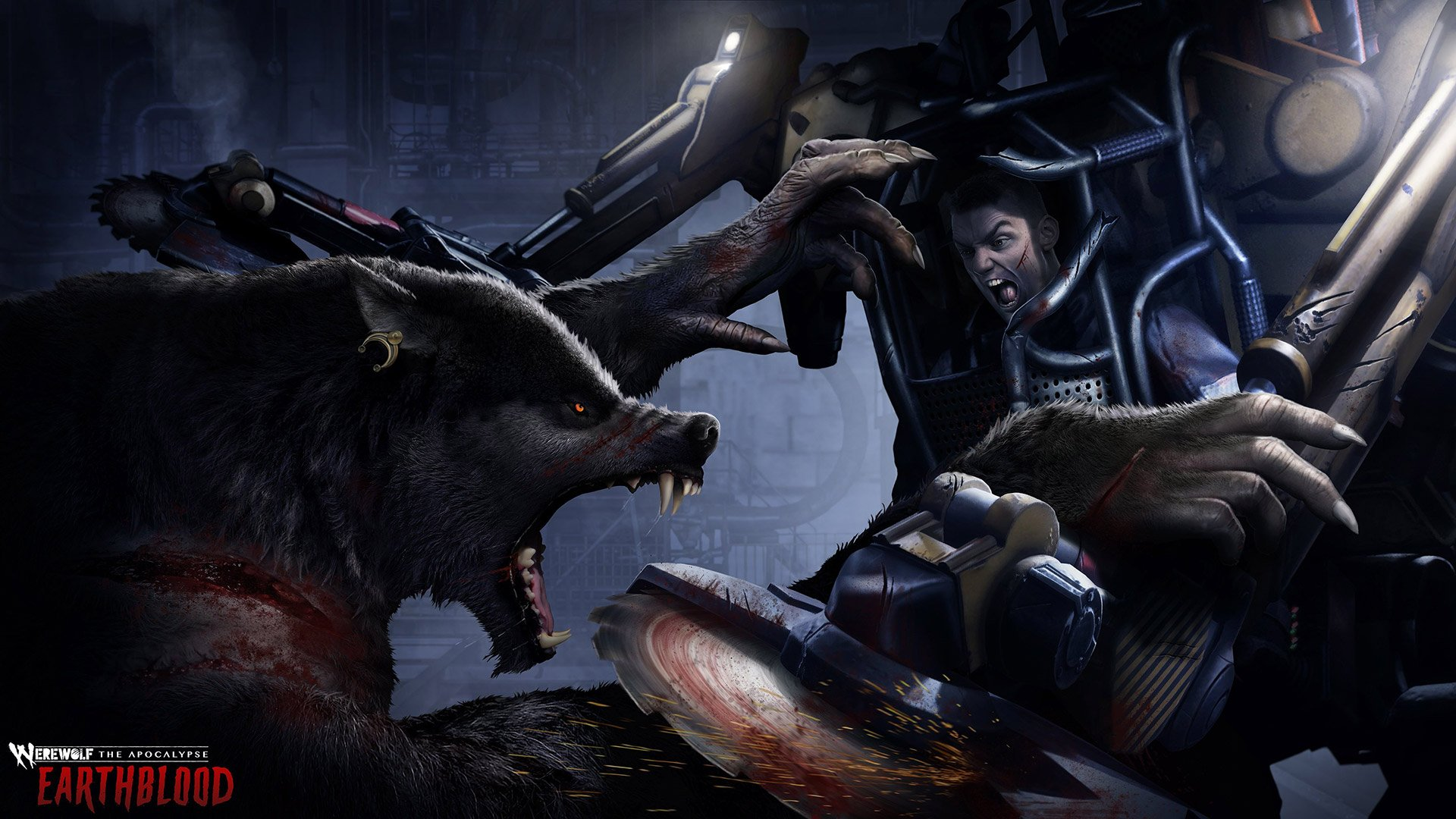 Action-RPG Werewolf: The Apocalypse - Earthblood planning a big PDXCon debut screenshot