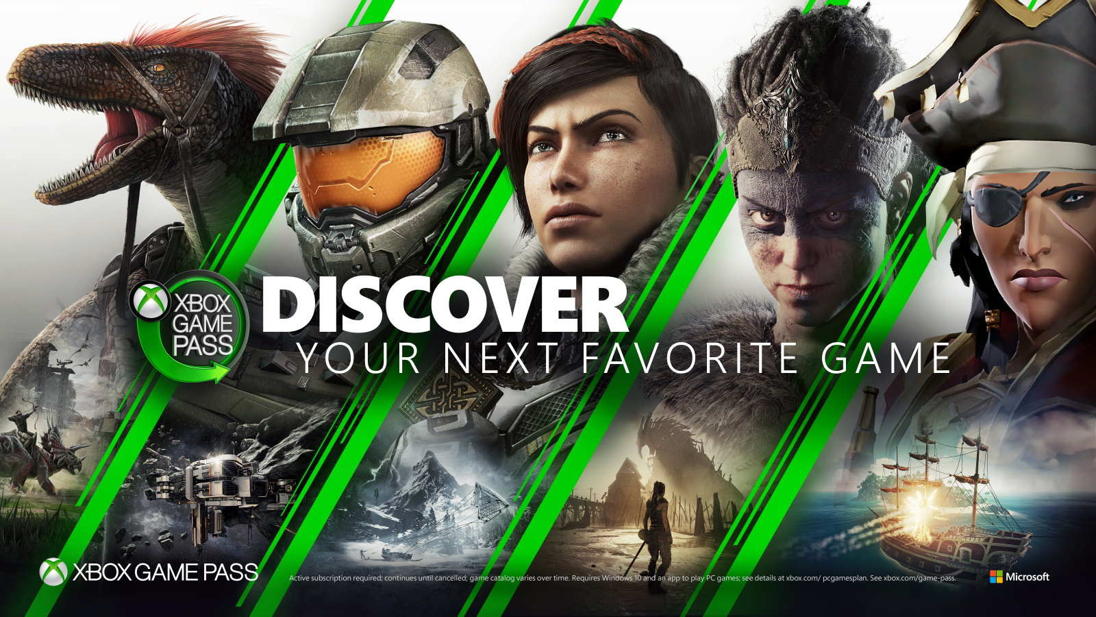 POLL: Which Xbox Game Pass game are you most looking forward to at EGLX 2019? screenshot