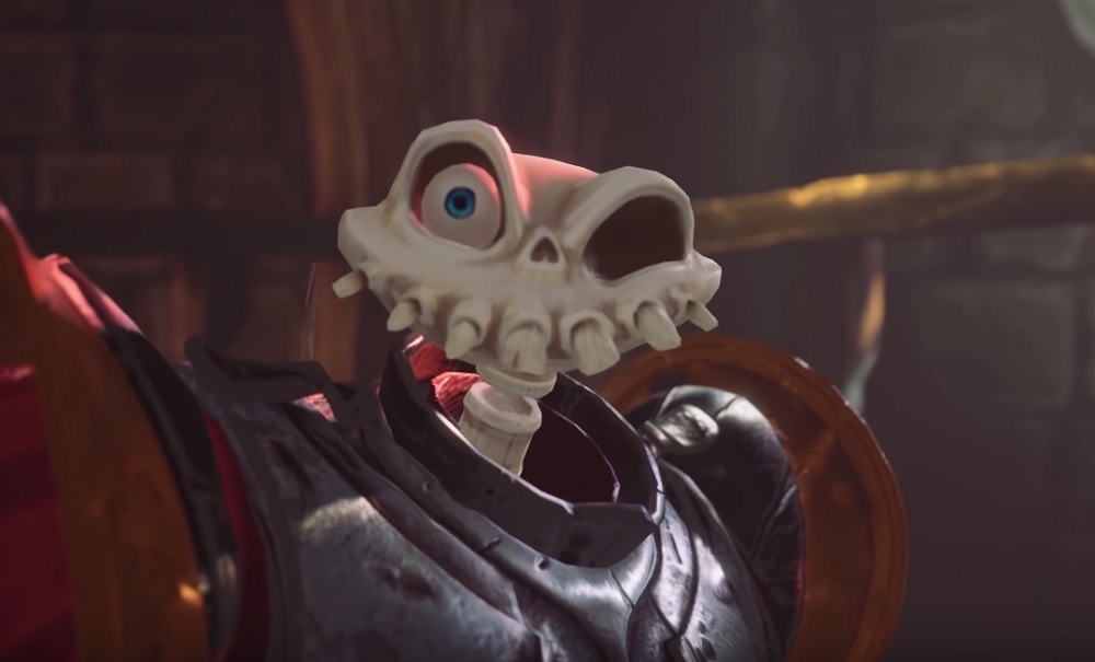 MediEvil video series offers guidance to surviving Gallowmere  screenshot