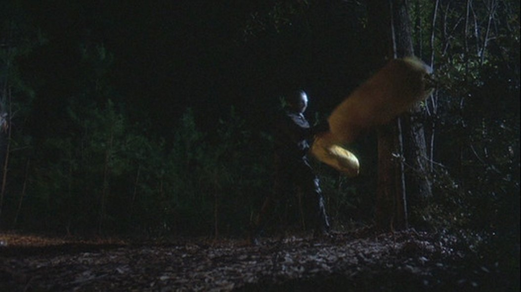 Is there a better movie death than the Friday the 13th sleeping bag kill?