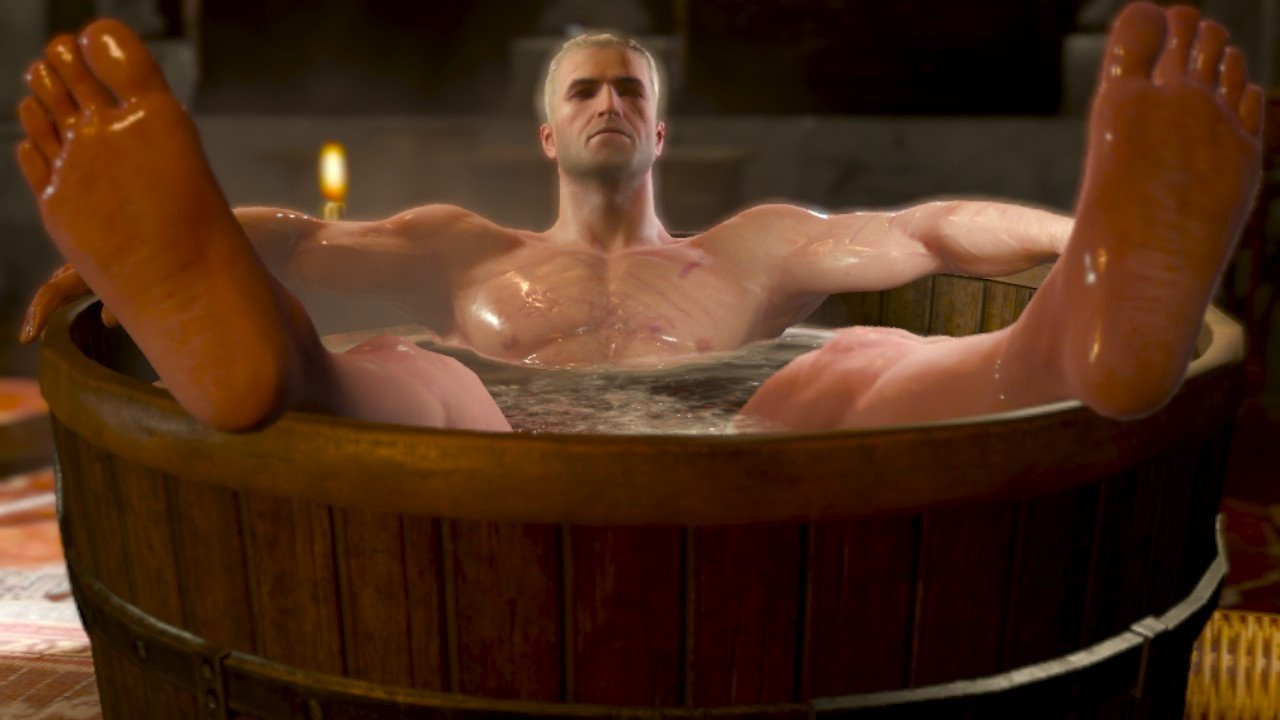 The Witcher 3: Wild Hunt Complete Edition works better than