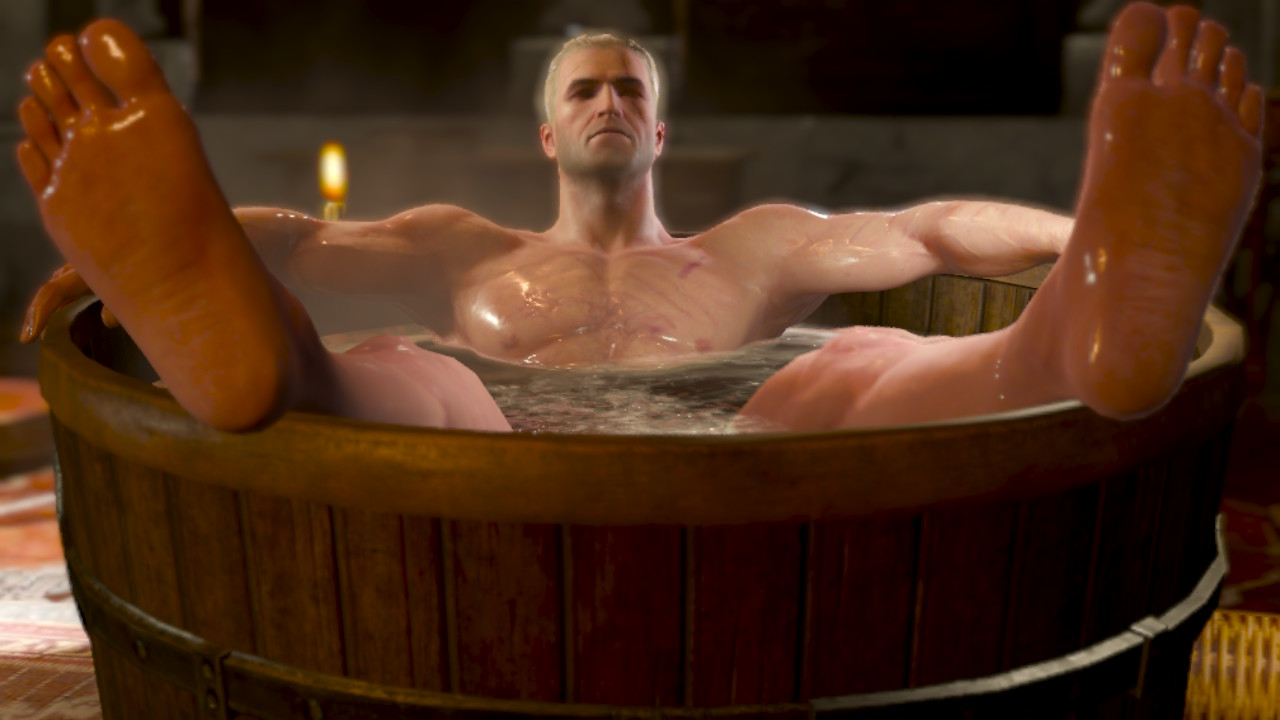 The Witcher 3: Wild Hunt Complete Edition works better than you might expect on Switch screenshot
