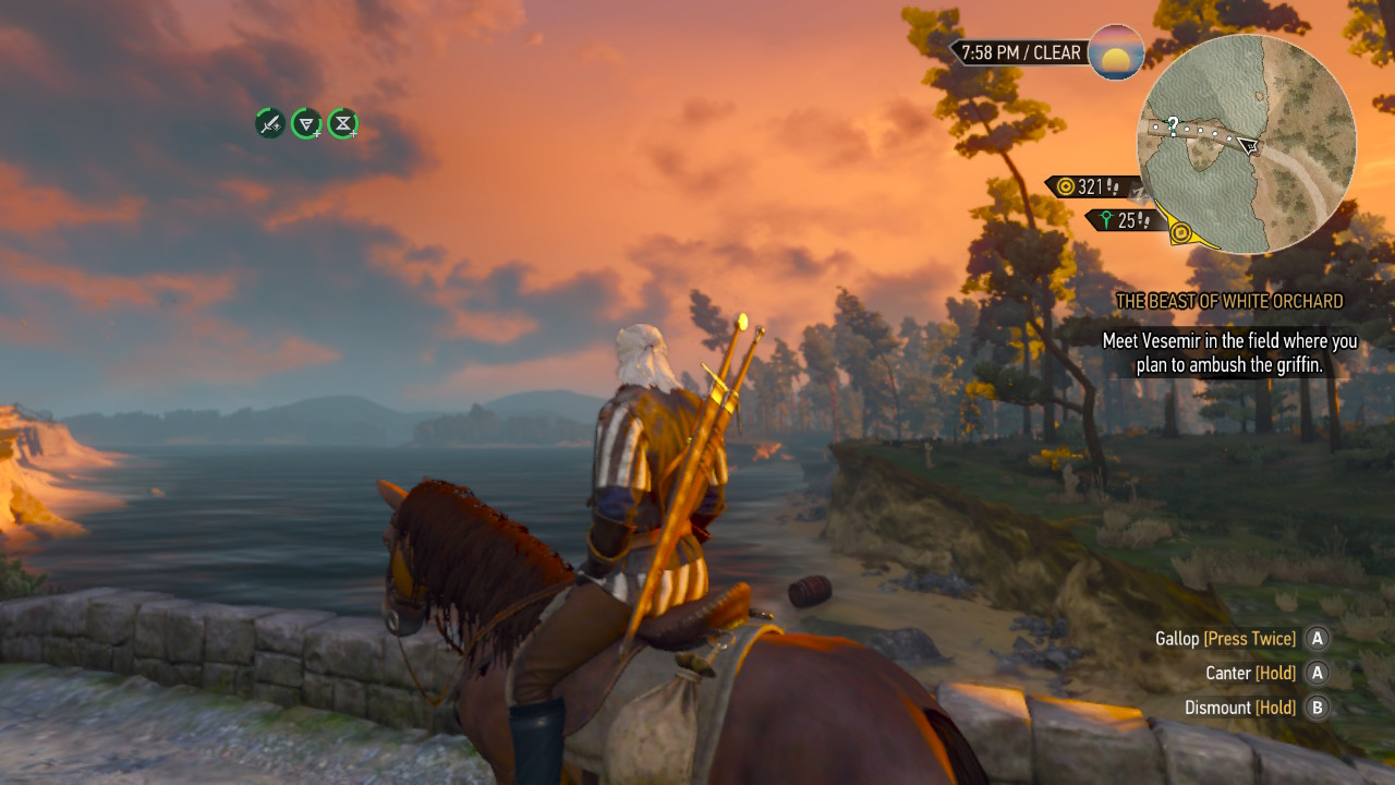 The Witcher 3: Wild Hunt Complete Edition works better than you might expect on Switch
