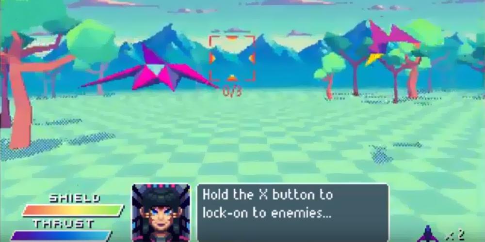 Ex-Zodiac is crazy like a Star Fox screenshot