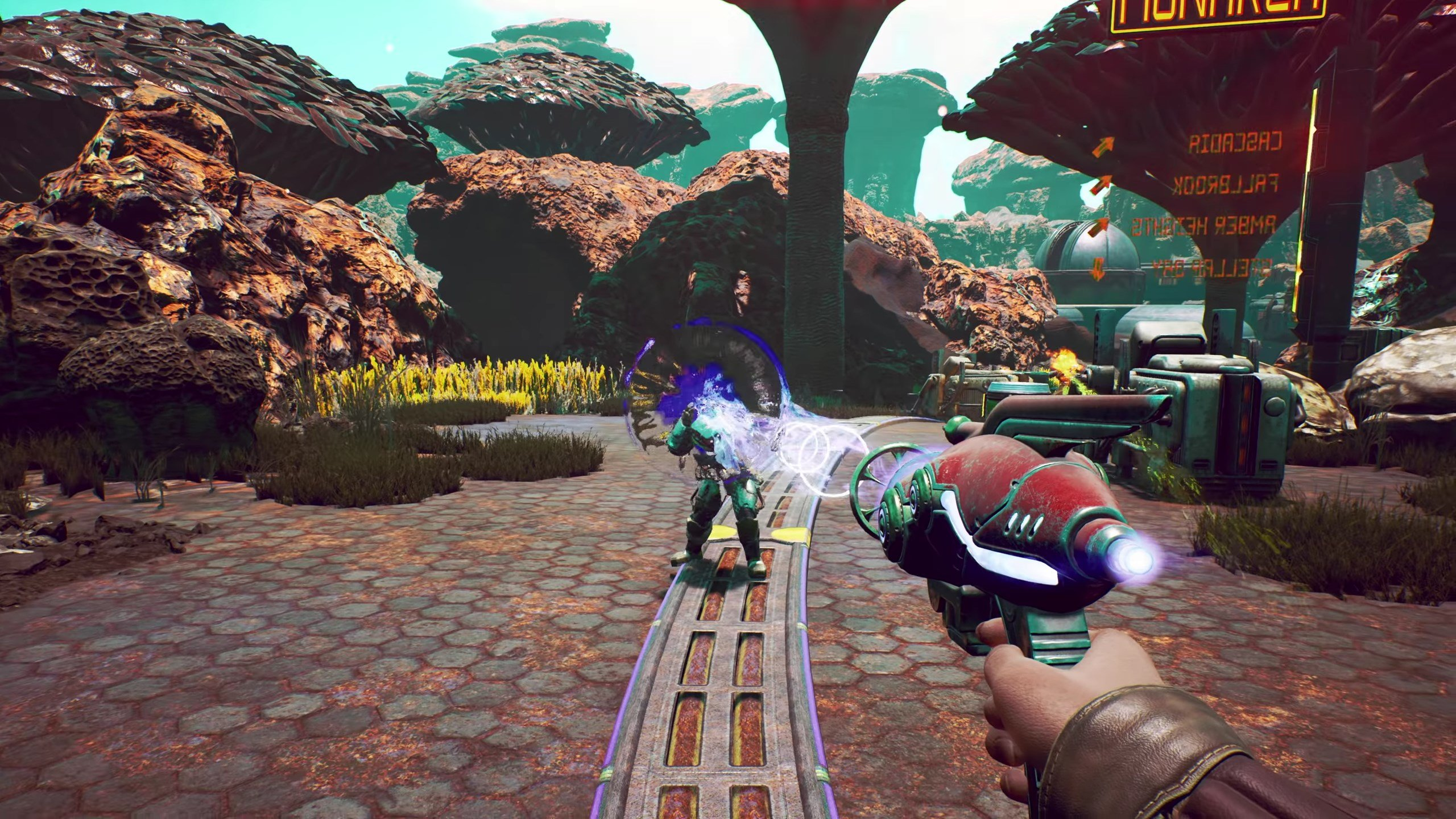 The Outer Worlds will have enhancements on the Xbox One X, but not the PS4 Pro screenshot