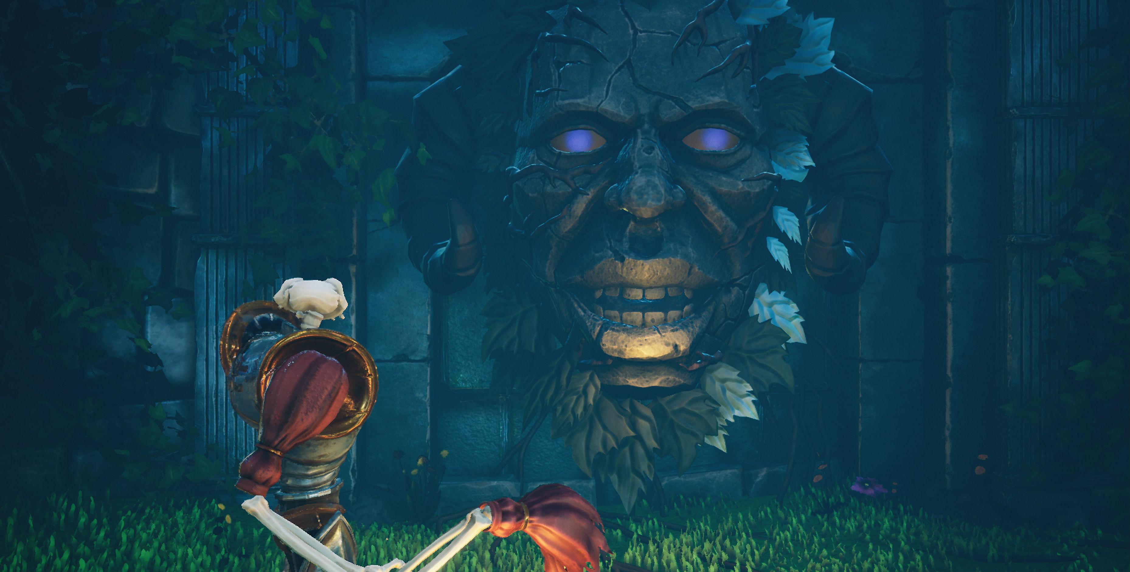 Review: MediEvil (PS4) screenshot