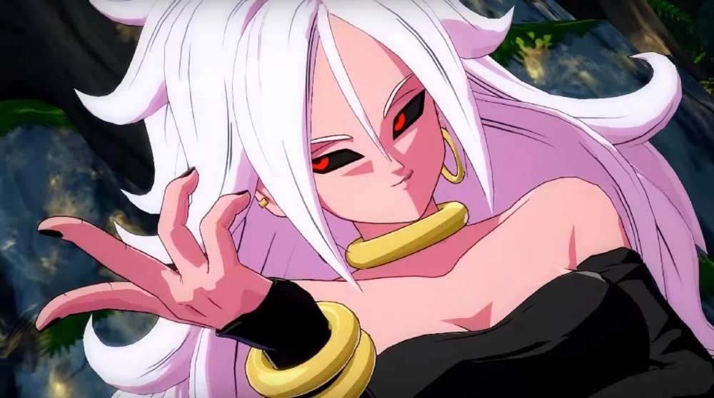 The irrepressable Android 21 is coming to Dragon Ball Xenoverse 2 screenshot
