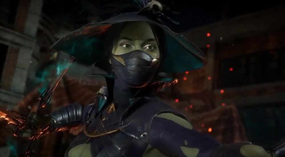 Mortal Kombat 11 is feeling the Halloween spirit with these new DLC costumes screenshot