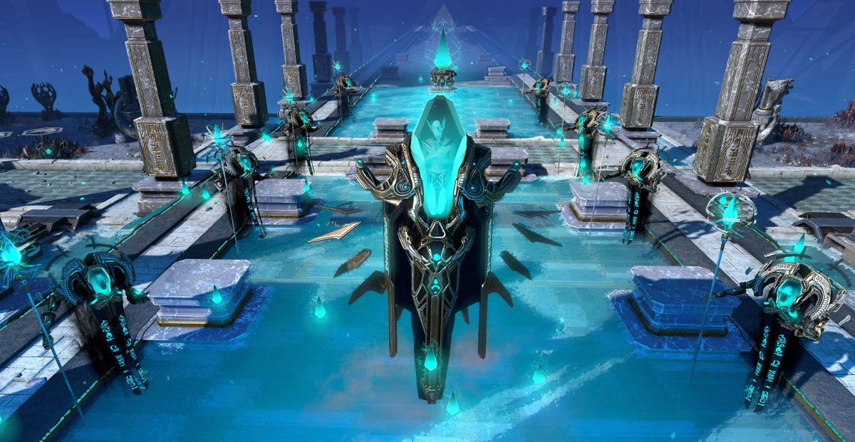 First Age of Wonders: Planetfall DLC will bring ancient beings back to life screenshot