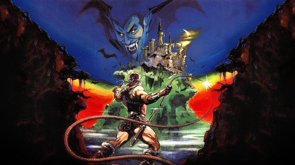 Vs. Castlevania makes a (somewhat redundant) return on PS4 and Nintendo Switch screenshot