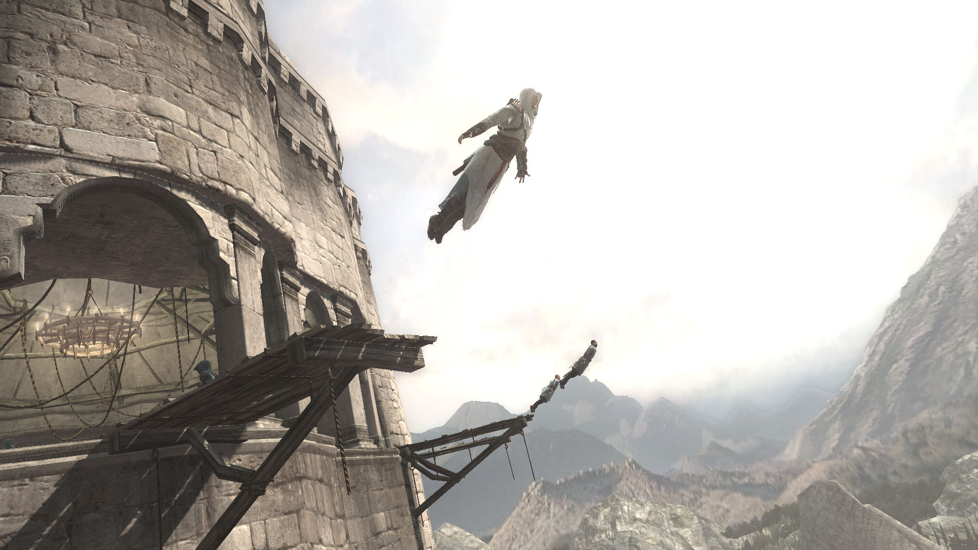 Creator of Assassin's Creed Patrice Désilets: 'I'm sorry' for radio towers screenshot