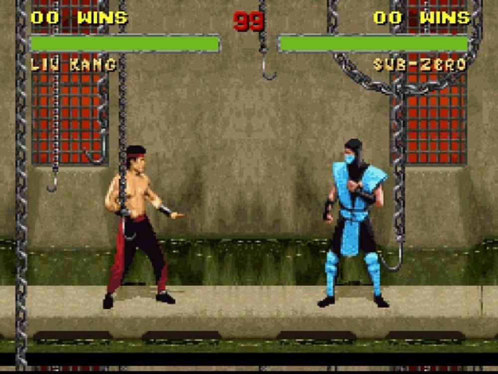 Rumour: Mortal Kombat 11 video reveals classic stages screenshot