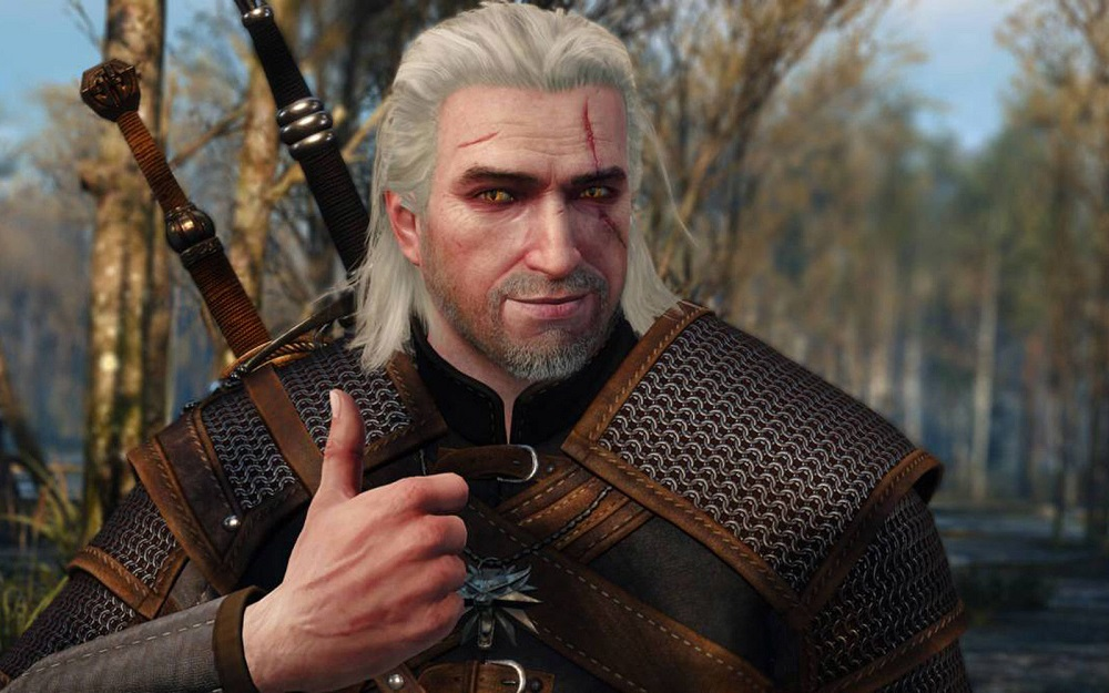 The Witcher III Switch port among a string of Nintendo releases in the UK Charts screenshot