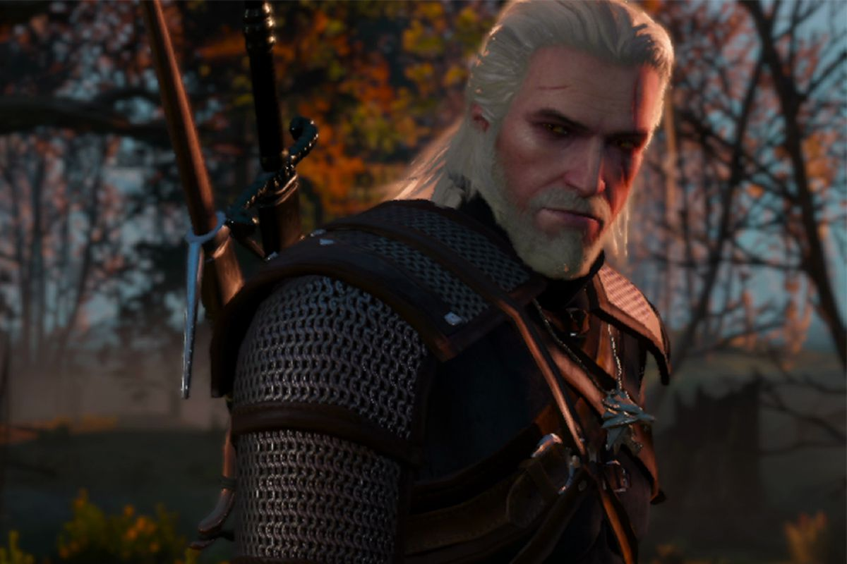 God of War director stunned by Witcher III Switch performance, calls it 'glorious feat of dev magic' screenshot