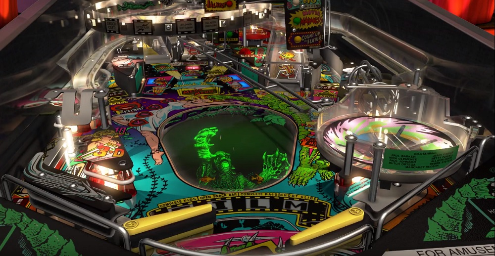 Pinball FX3 brings back classic Universal Monsters games for Halloween screenshot