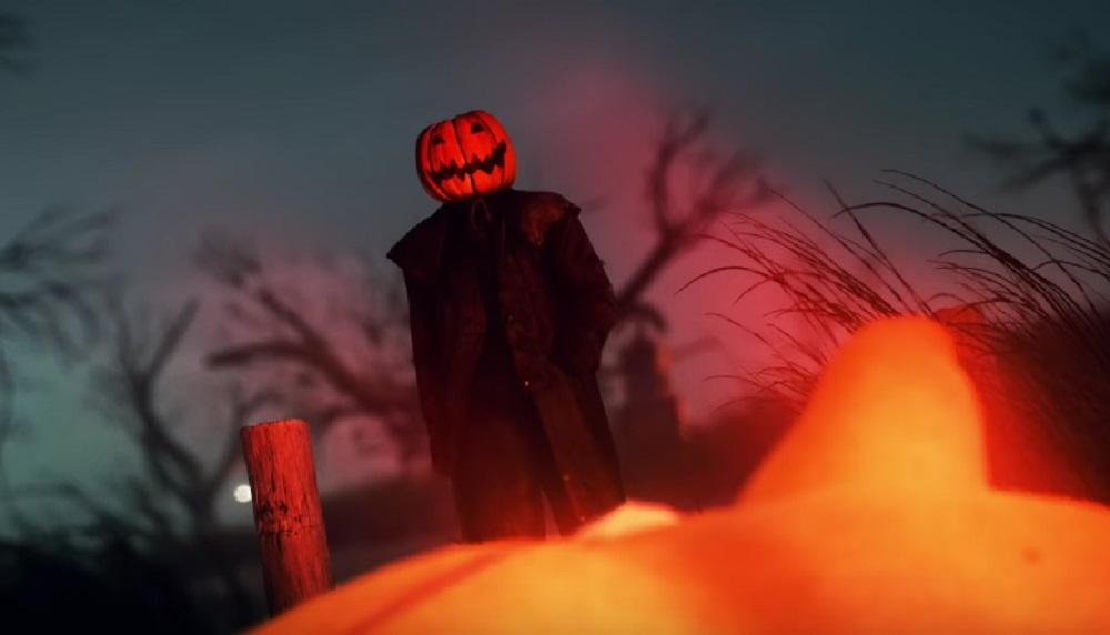 Slasher-style trailer spotlights Hitman 2's Halloween content screenshot