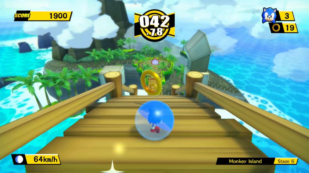 Nintendo Download: Super Monkey Ball: Banana Blitz HD screenshot