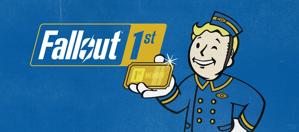 Fallout 76 receives new paid subscription service Fallout 1st screenshot