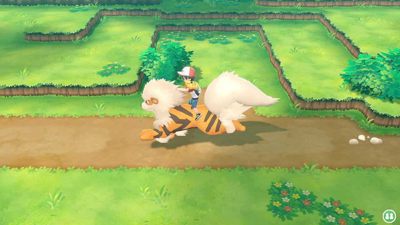 Pokemon: Let's Go, Pikachu