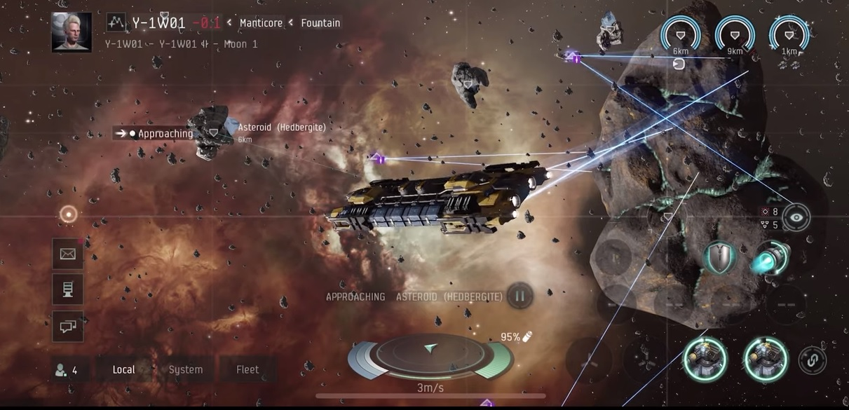 EVE Echoes is basically EVE mobile, but questions remain - Shirtasaurus