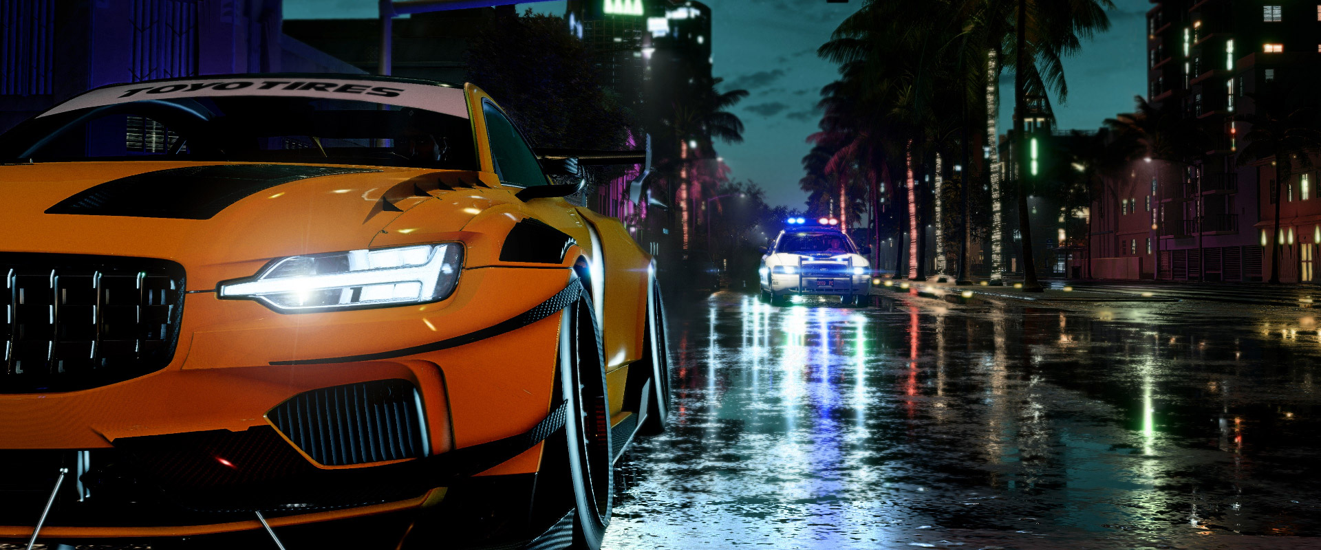 Need for Speed Heat launch trailer reminds us it's out soon screenshot