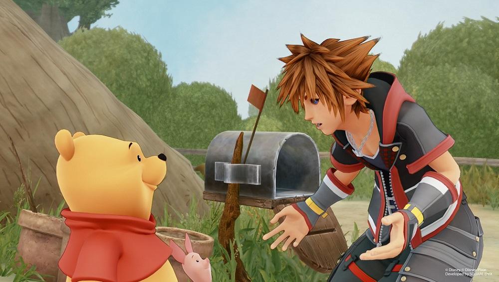 Square Enix hiring for a future Kingdom Hearts project screenshot