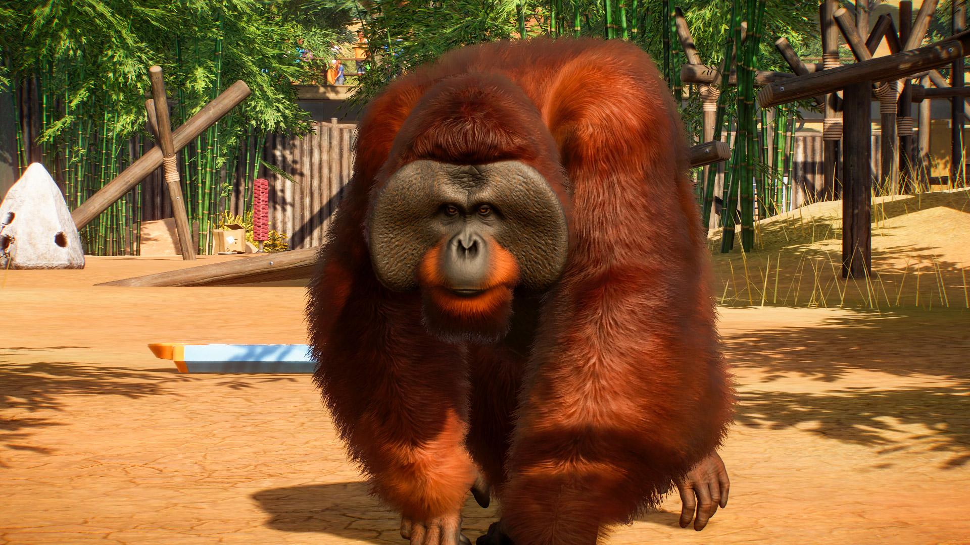 Review: Planet Zoo screenshot