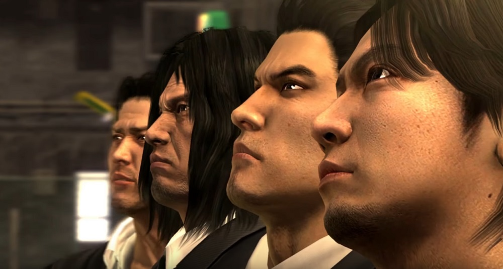 Yakuza 4 is available now as part of the Yakuza Remastered Collection screenshot