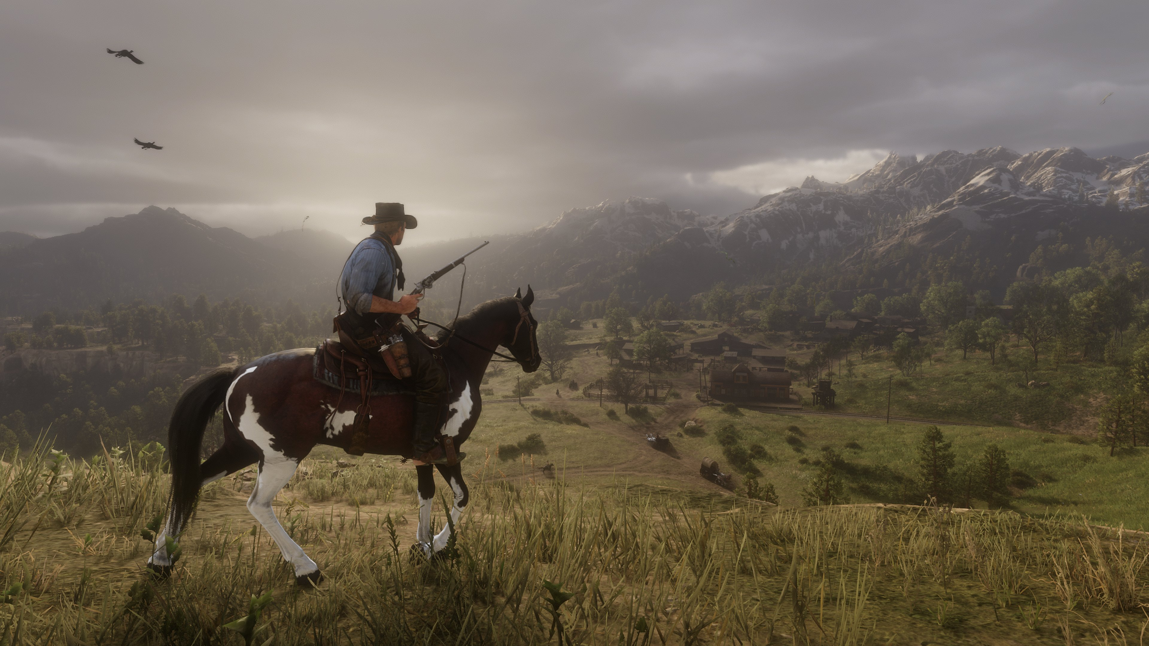 You can now pre-load Red Dead Redemption 2 on PC at a whopping 109GB  screenshot