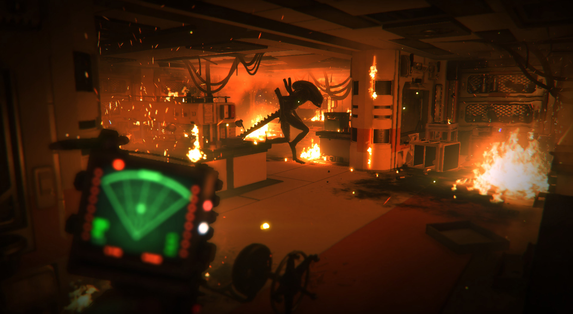 Alien: Isolation still on track for Nintendo Switch this year screenshot