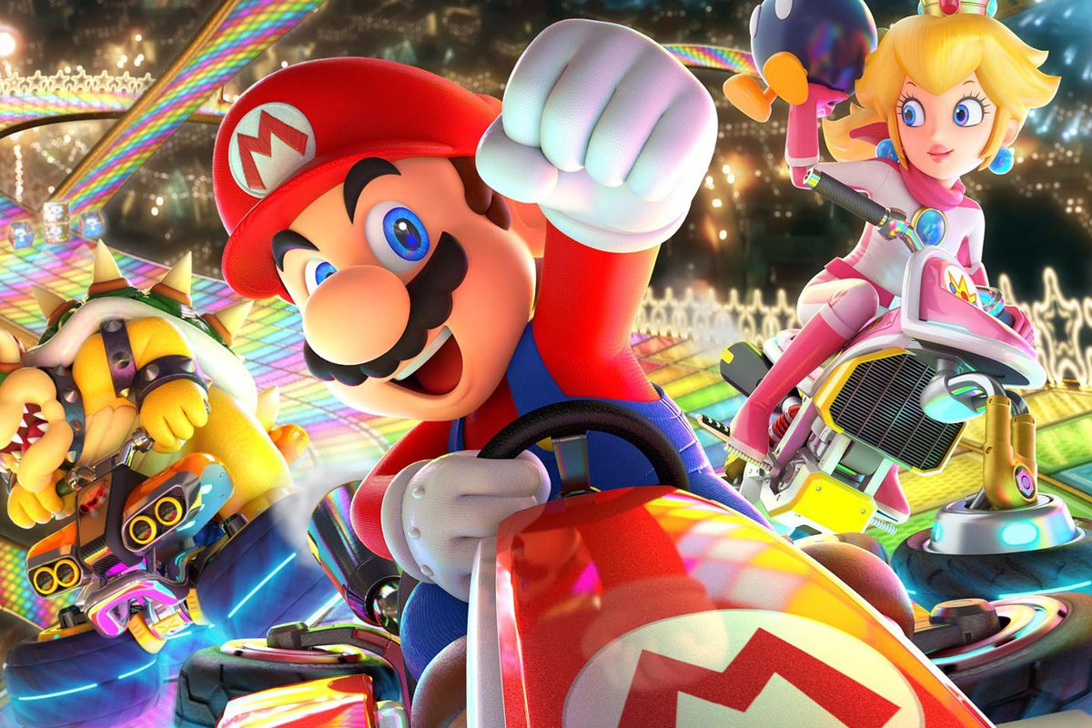 Nintendo provides updated Switch software sales, Mario Kart 8 Deluxe soars with over 19 million (!) sold screenshot