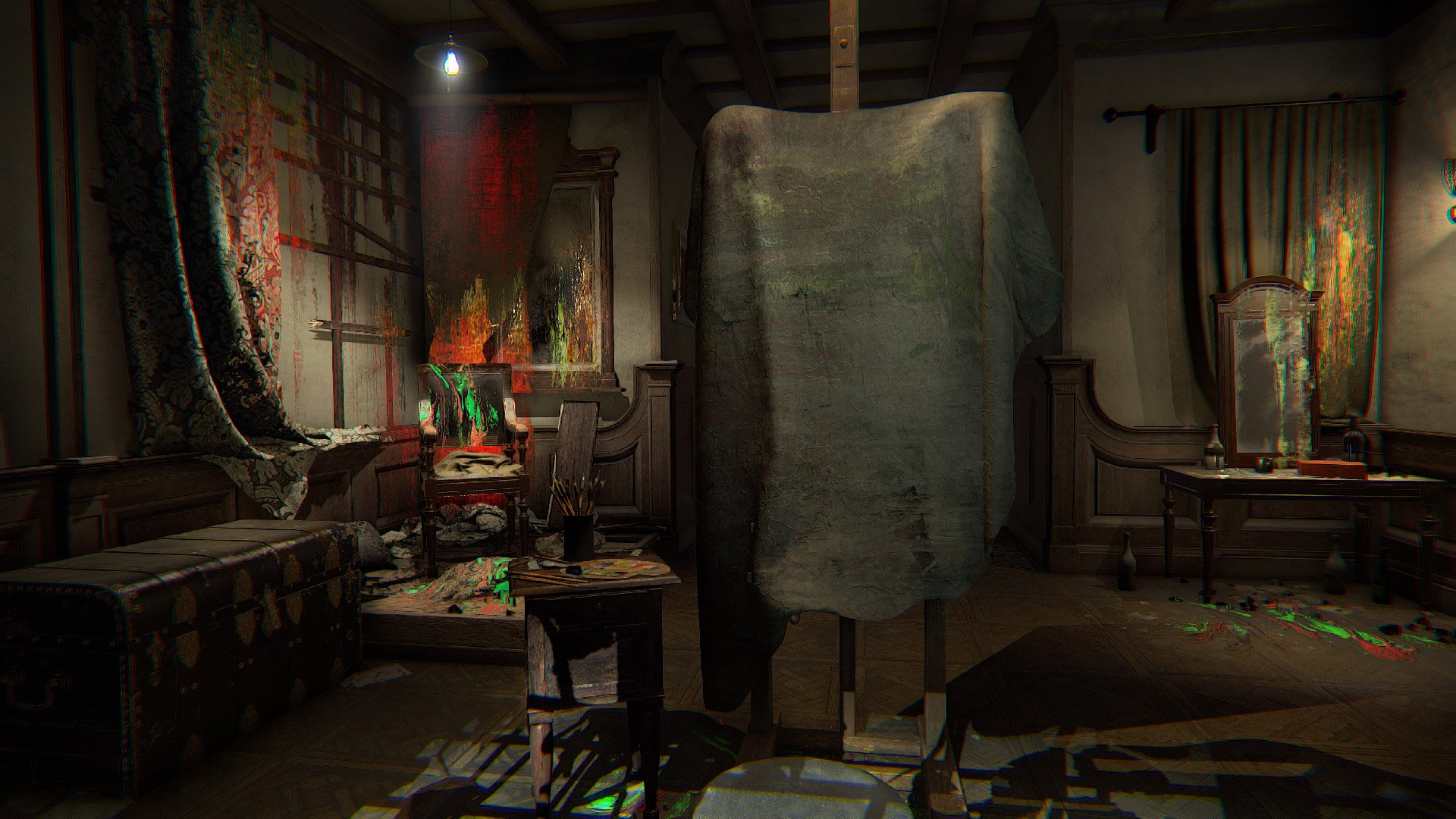 Layers of Fear VR wants you to step into a spooky mansion screenshot