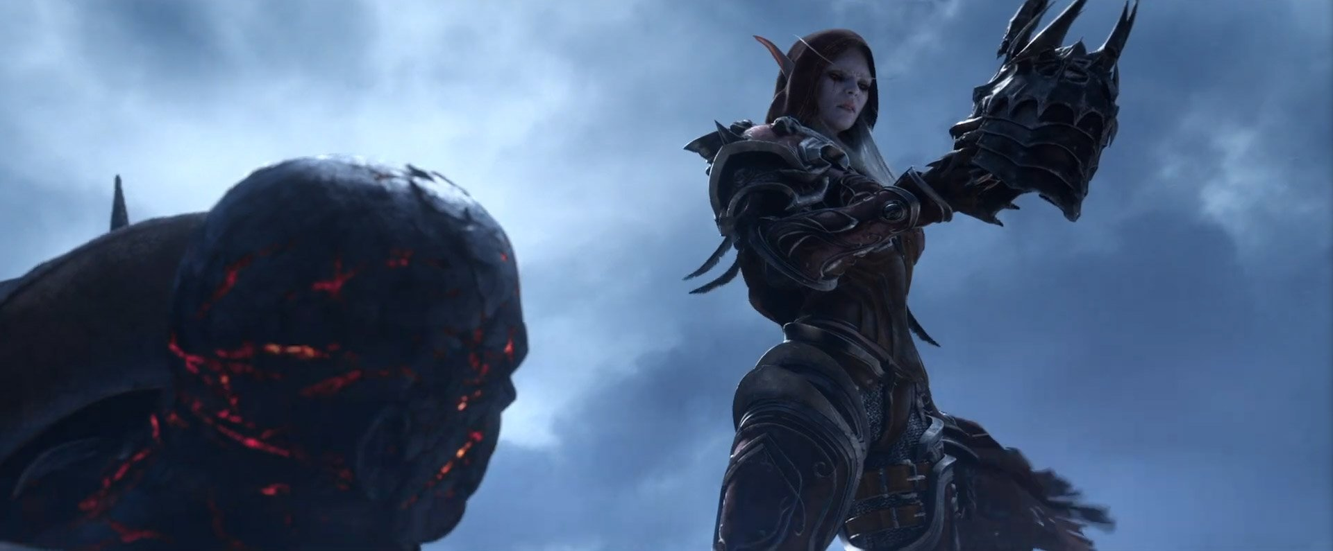 New World Of Warcraft Expansion 2020.Sylvanas Is Back For Better Or Worse For The New World Of