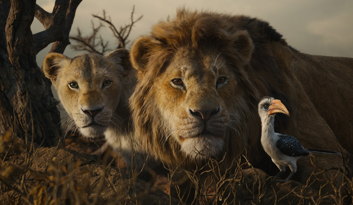 Contest: Crown your movie collection with a Blu-ray copy of The Lion King screenshot