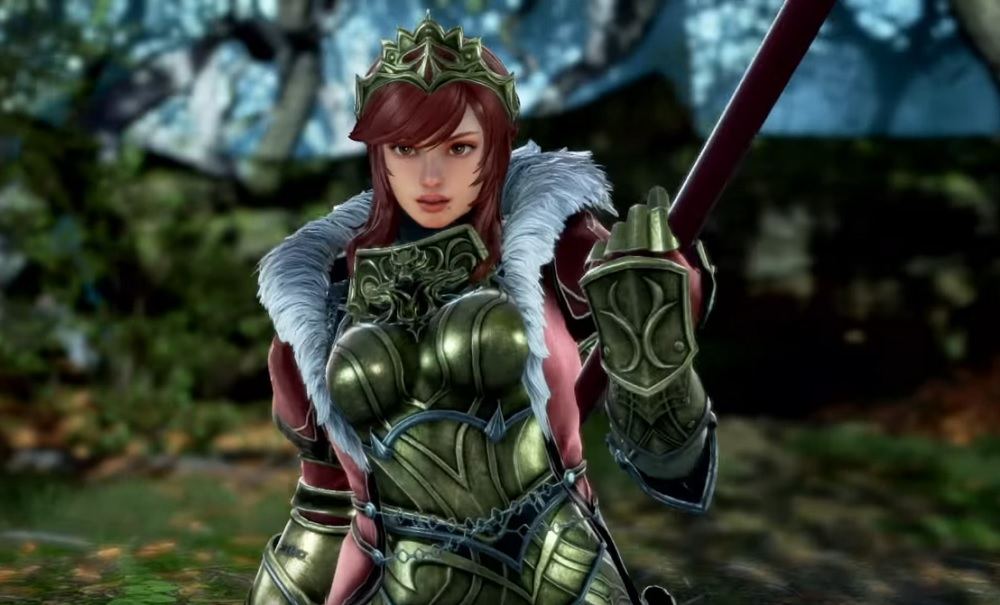Soulcalibur VI reveals Hilde will be its next DLC fighter screenshot