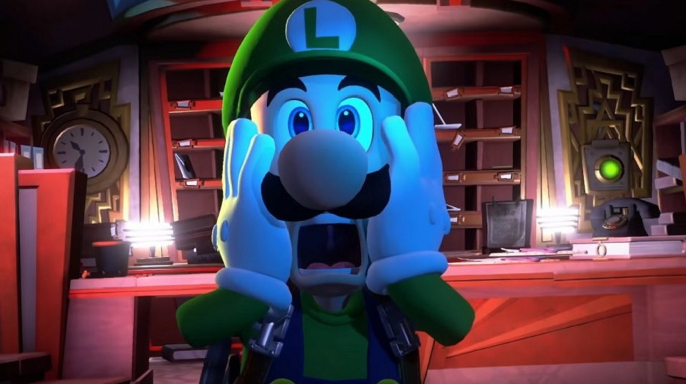 Luigi's Mansion 3 makes a successful sales debut in the UK Charts screenshot
