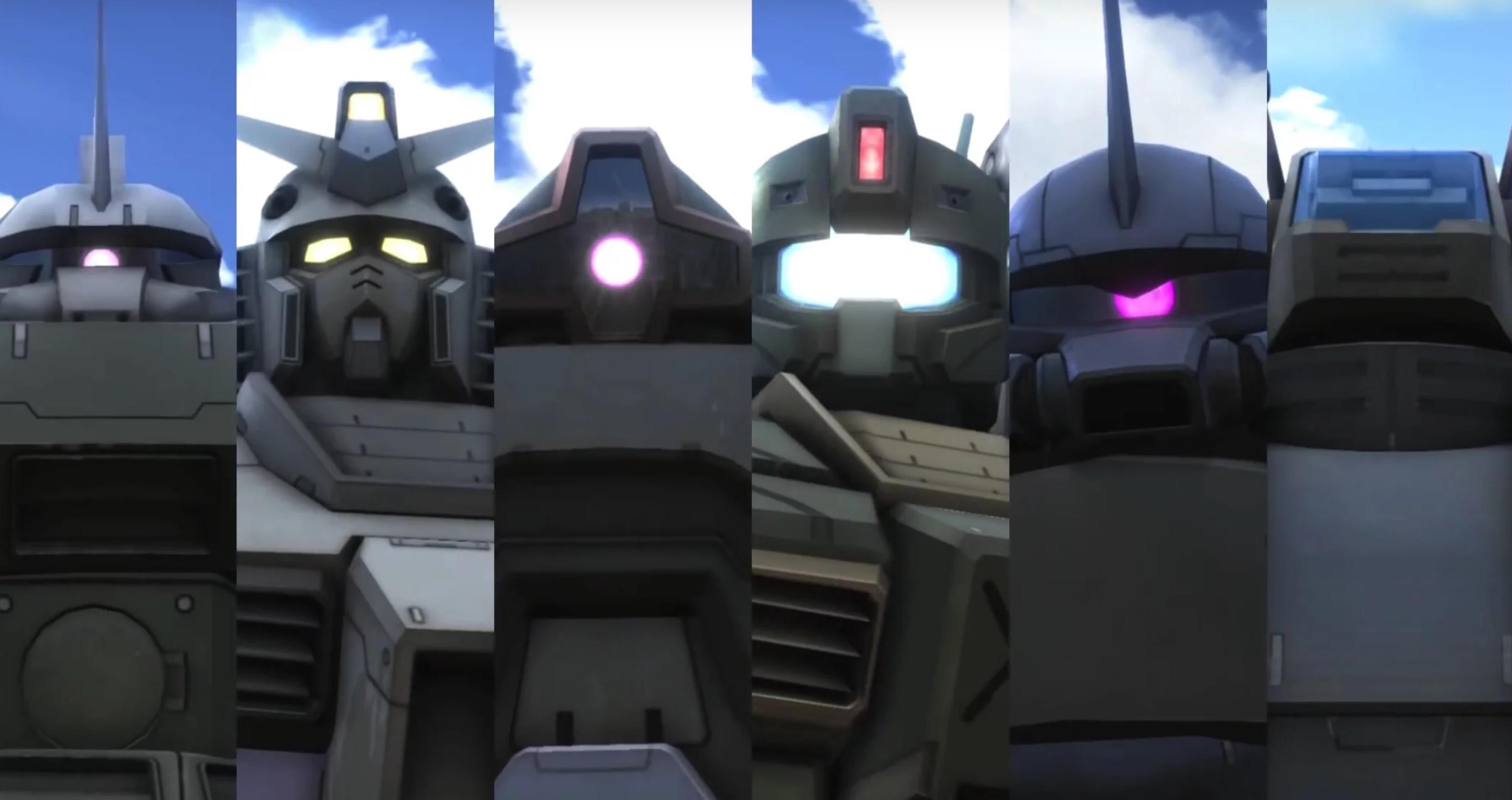 Review: Mobile Suit Gundam: Battle Operation 2 screenshot