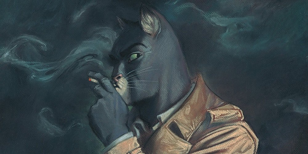 Blacksad: Under the Skin launches early due a technical hiccup screenshot