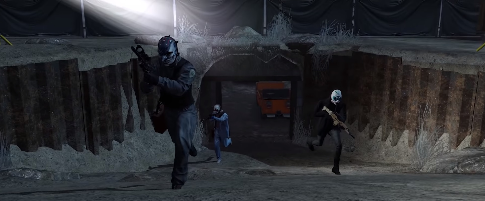 Amid Starbreeze's troubles, Payday 2 is getting DLC soon following a content drought screenshot