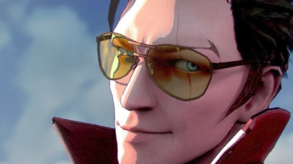 No More Heroes III is '30-40 percent complete' says Suda 51 screenshot