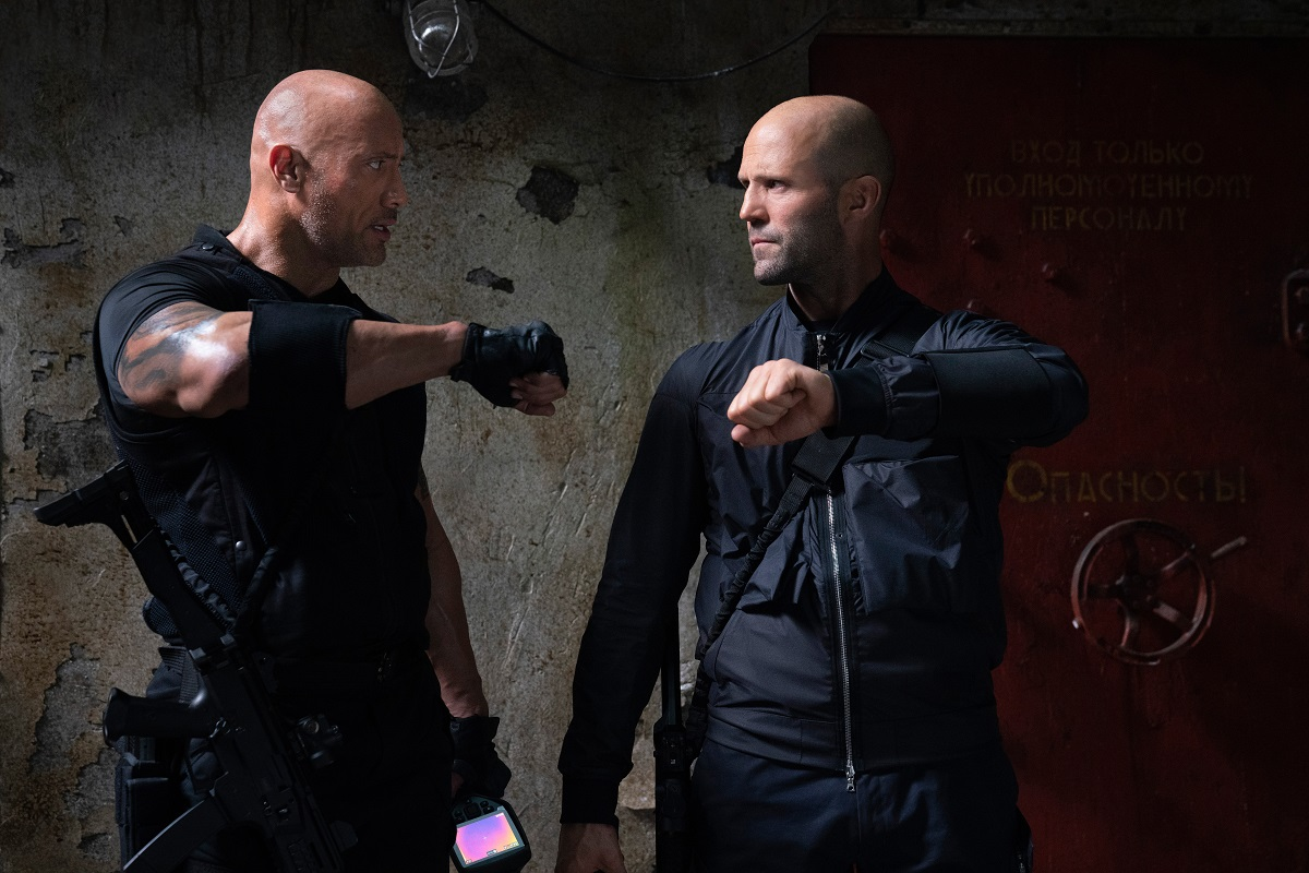 Contest: Be fast and win Hobbs & Shaw, or you'll wind up furious screenshot