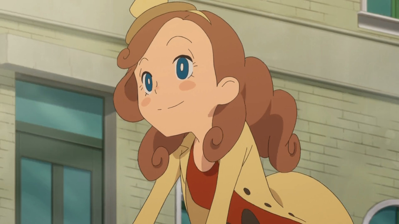 Switch Port Report: Layton's Mystery Journey: Katrielle and the Millionaires' Conspiracy Deluxe Edition screenshot