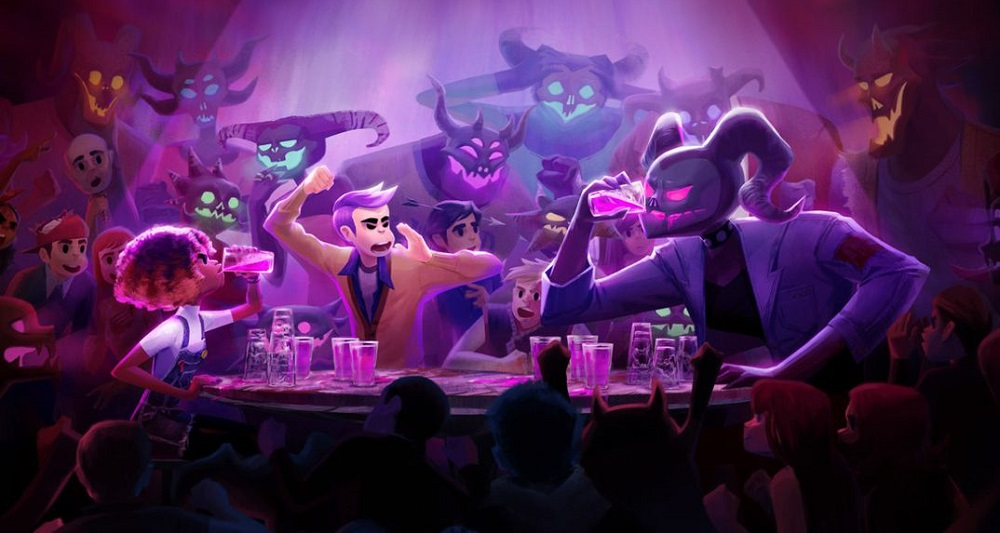 Review: Afterparty screenshot