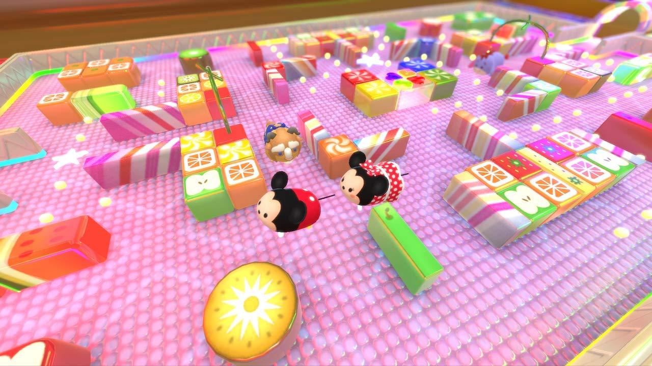 Disney Tsum Tsum Festival Nintendo Switch review