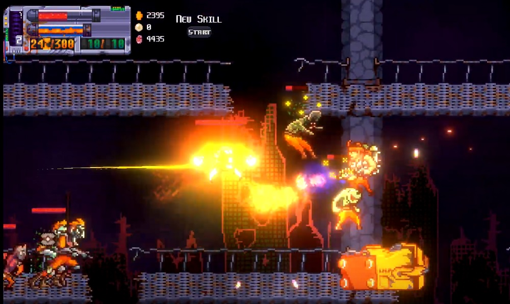 Bite the Bullet mixes destruction with dessert in new gameplay video screenshot