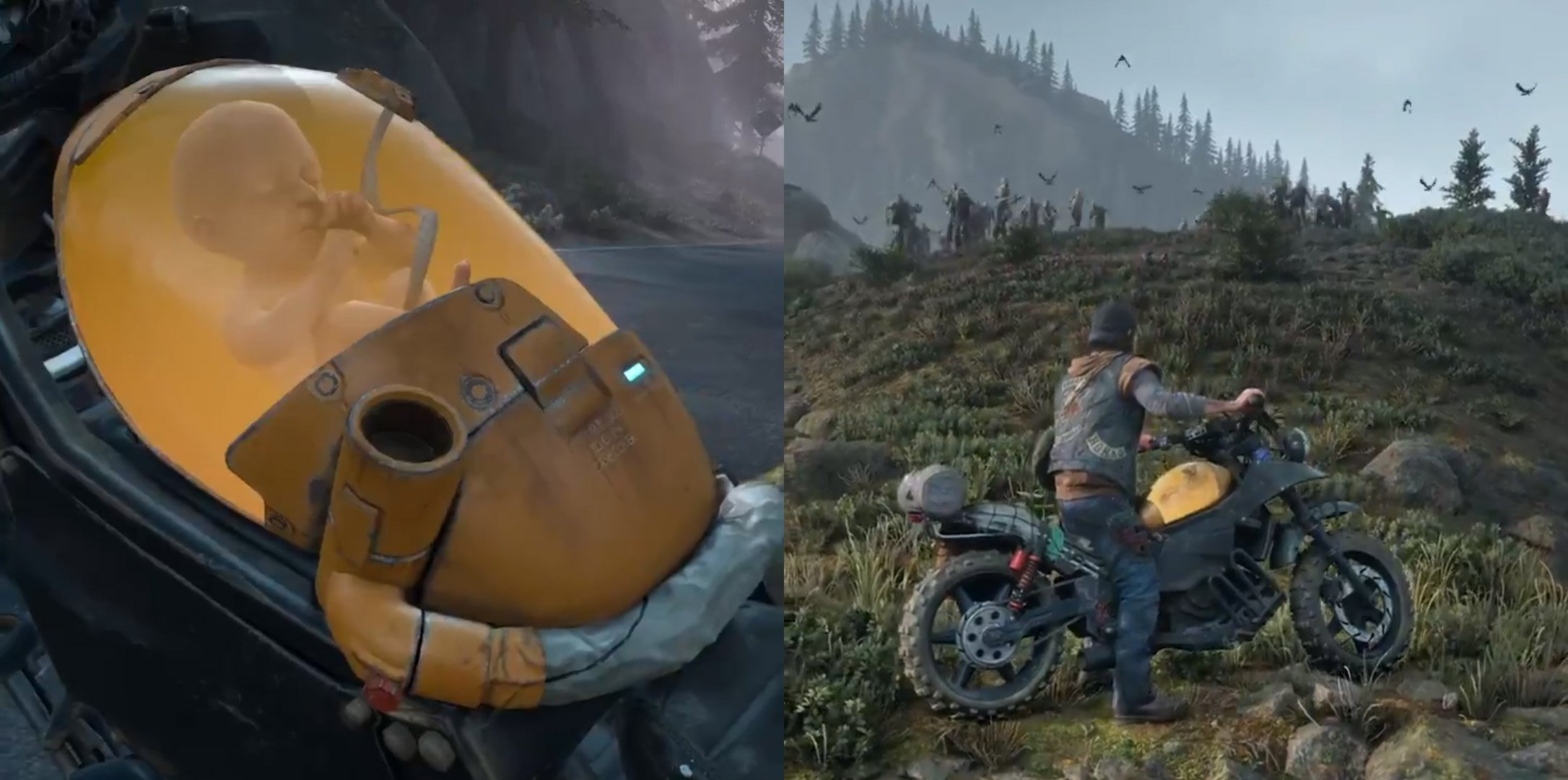 Days Gone added a way to reset hordes screenshot