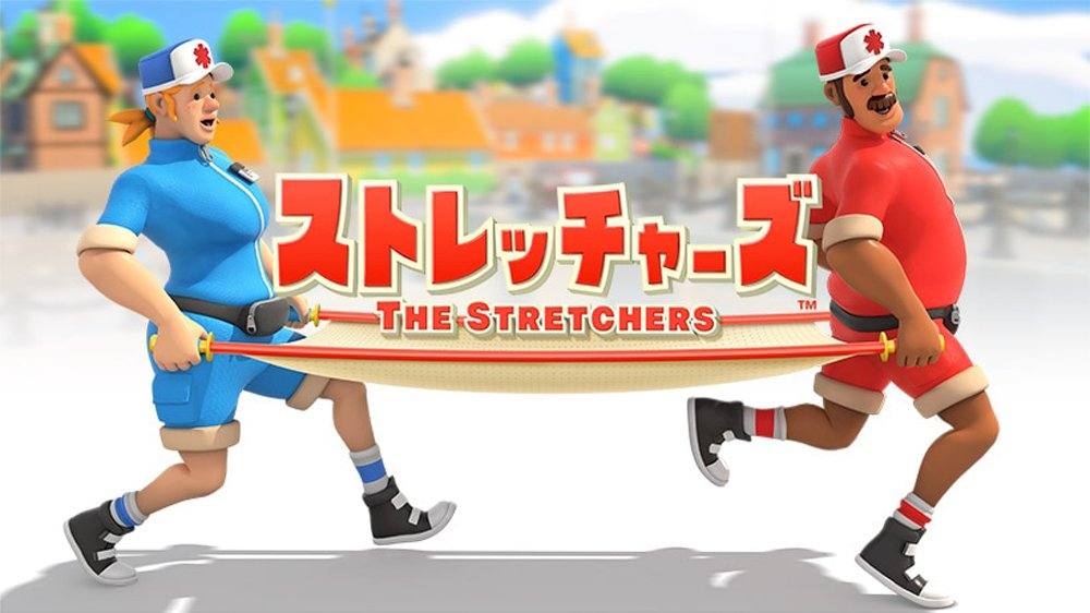 Looking for a new couch co-op game? Keep your eye on The Stretchers screenshot