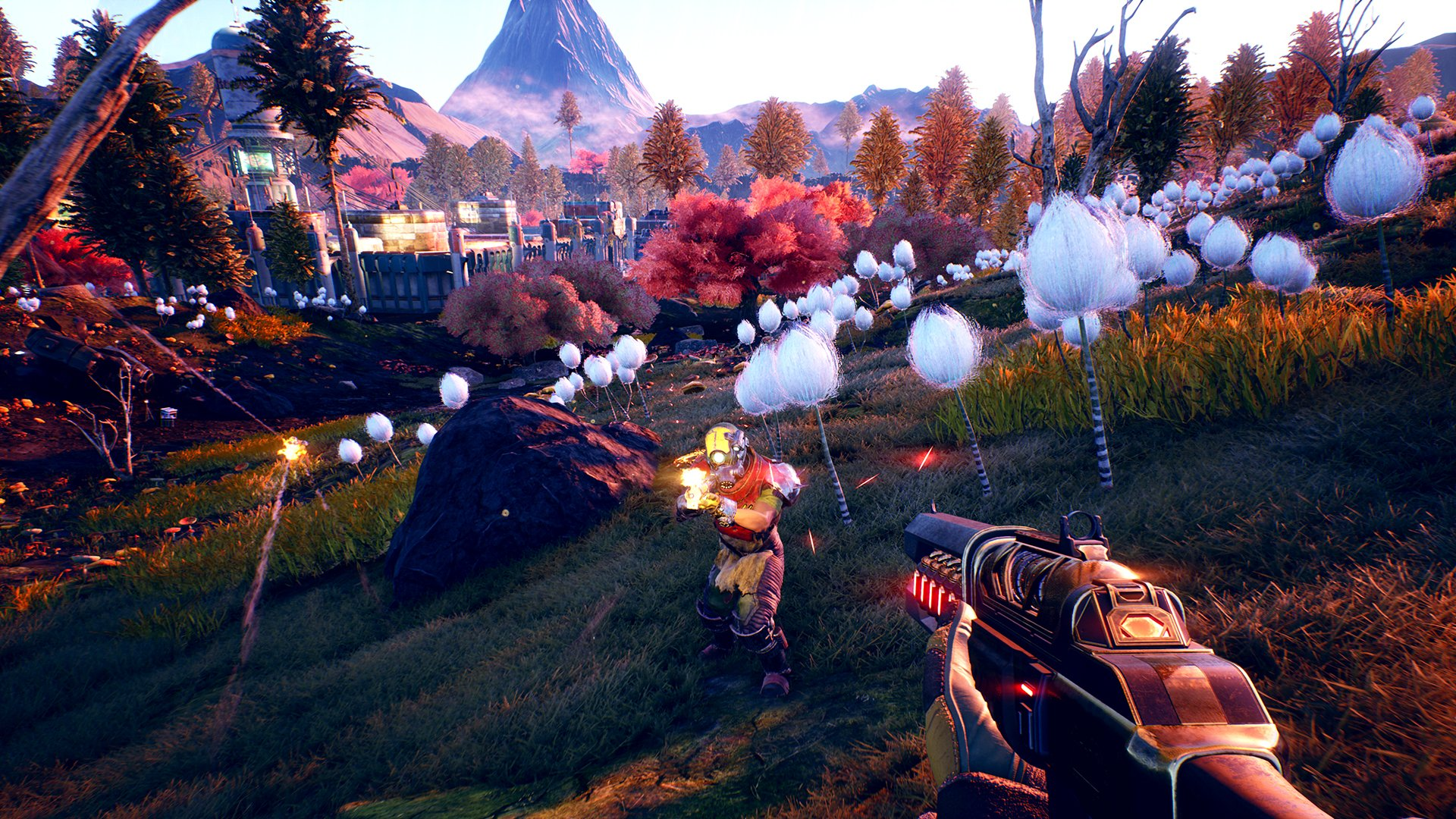 Outer Worlds will be out for Switch in the first quarter of 2020 screenshot